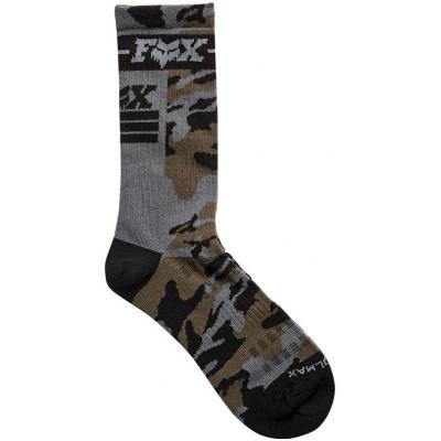 FOX ponožky STREET LEGAL camo
