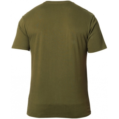 FOX triko CHAPPED SS Airline olive green