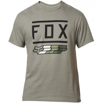FOX triko FOX SUPER SS pewter
