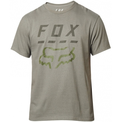 FOX triko HIGHWAY SS pewter