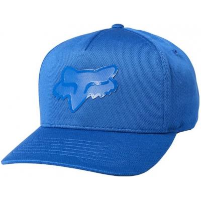 FOX kšiltovka STAY GLASSY Flexfit royal blue