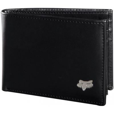 FOX peňaženka Bifold Leather black