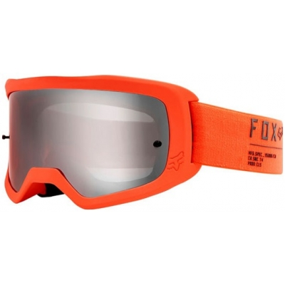 FOX okuliare MAIN II Gain fluo orange