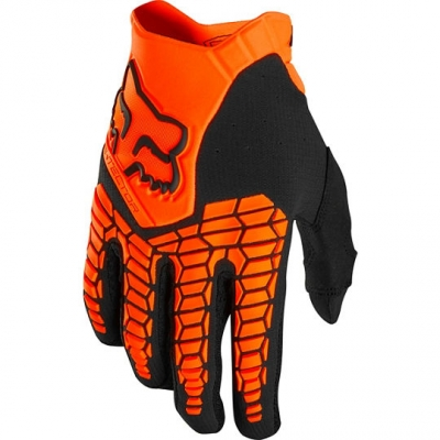 FOX rukavice PAWTECTOR fluo orange