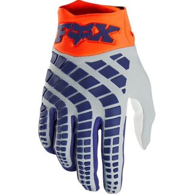 FOX rukavice 360 fluo orange