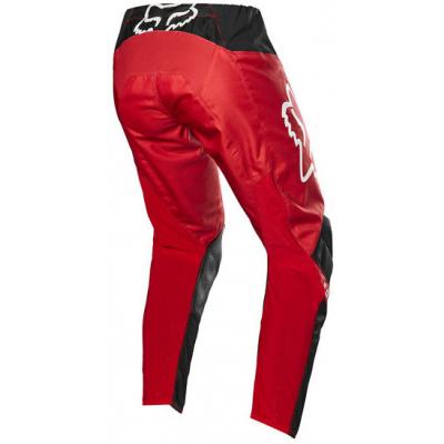 FOX kalhoty 180 Prix flame red