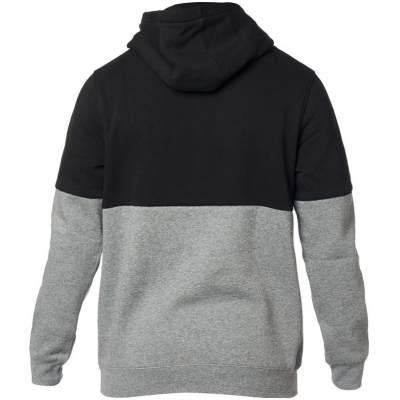FOX mikina PRO CIRCUIT Fleece black/graphite