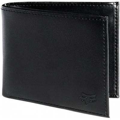 FOX peněženka BIFOLD Leather black