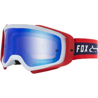 FOX okuliare AIRSPACE II Simp navy / red