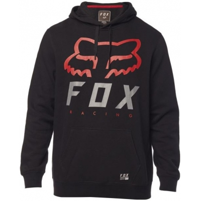 FOX mikina HERITAGE FORGER black