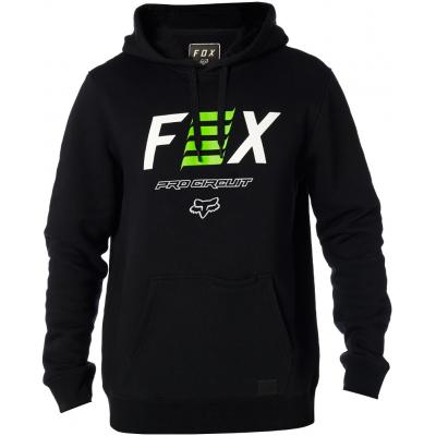 FOX mikina FOX PRO CIRCUIT black