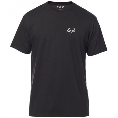 FOX tričko GRIFTER SS Premium black