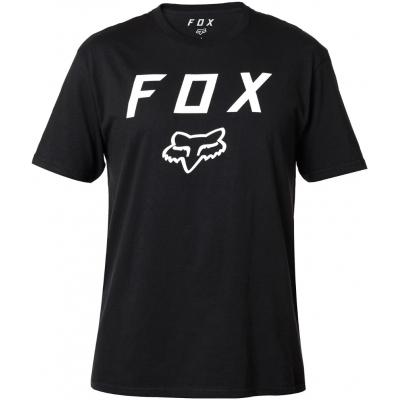 FOX triko LEGACY MOTH SS Premium black