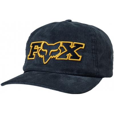 FOX kšiltovka GET HAKKED navy
