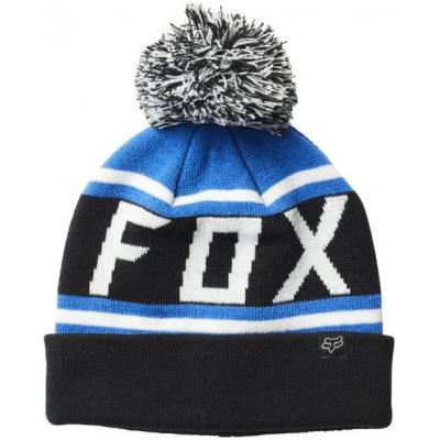 FOX čepice THROWBACK black blue