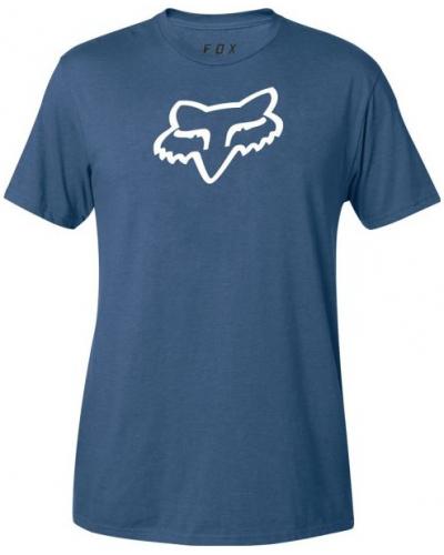 FOX triko LEGACY Fox Head SS dusty blue