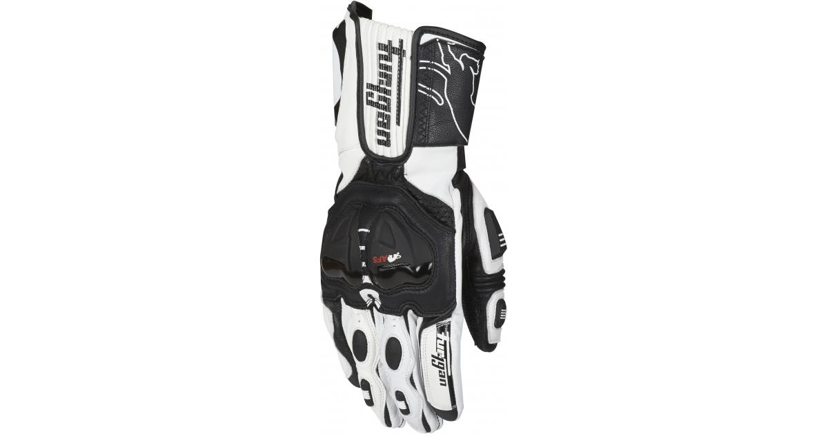 1b652835dbb FURYGAN rukavice AFS-19 pánske black   white