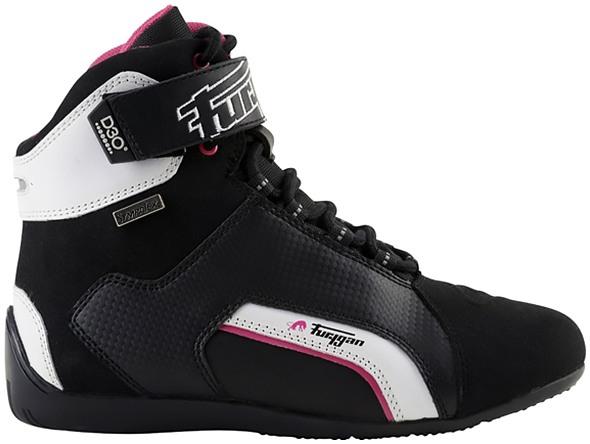 8ed9d35022be1 FURYGAN topánky JET LADY D30 SYMPATEX dámske black/white/pink | BONMOTO