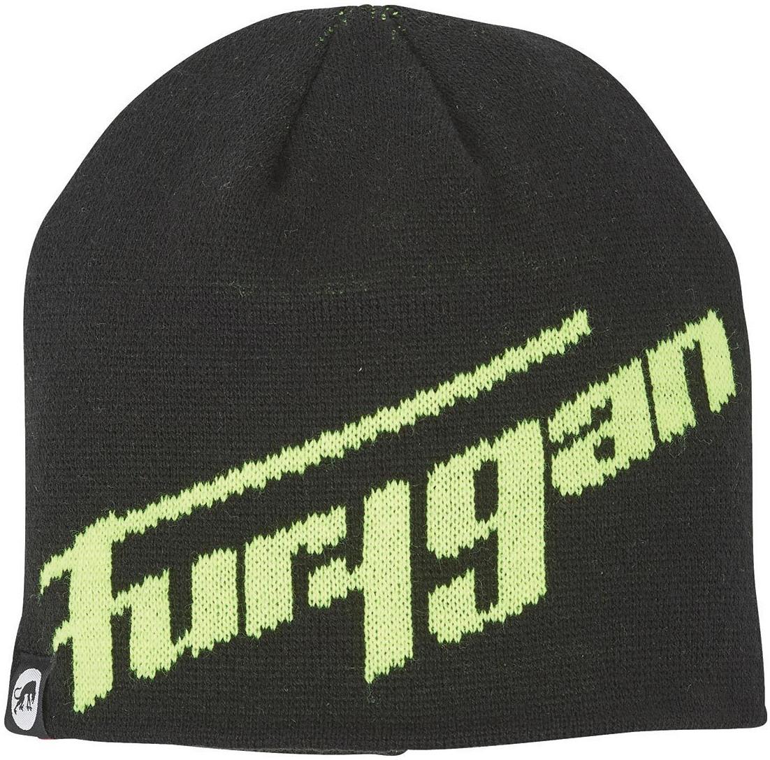FURYGAN čepice MOORE black fluo yellow  e047e2fd22