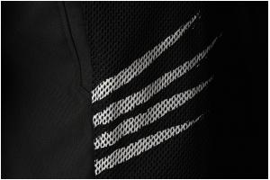 FURYGAN bunda ROCK VENTED black/white