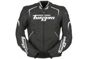 FURYGAN bunda ORK black / white