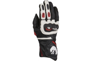 FURYGAN rukavice HIGGINS black/white/red
