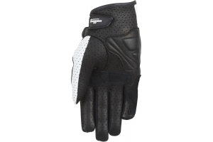FURYGAN perforované rukavice TD21 dámské black/white/red