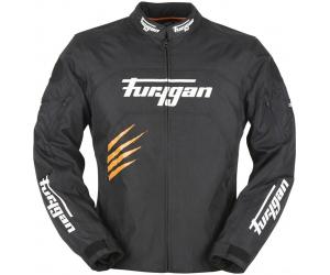 FURYGAN bunda ROCK black/orange