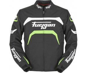 FURYGAN bunda ARROW black/white/fluo green