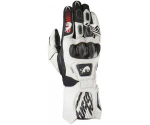 FURYGAN rukavice FIT-R2 white/black