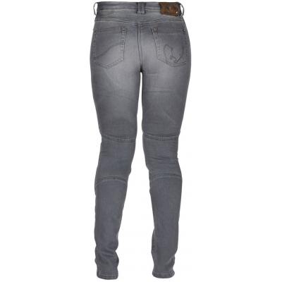 FURYGAN kalhoty JEAN LADY PURDEY dámské grey