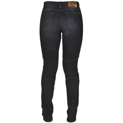 FURYGAN kalhoty JEAN LADY PURDEY dámské black