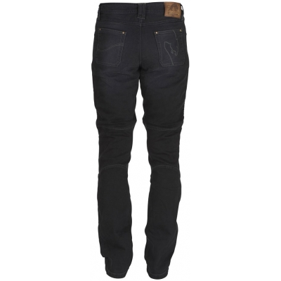 FURYGAN nohavice jeans STEED black