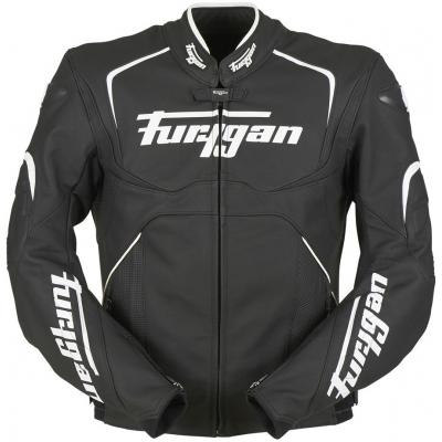 FURYGAN bunda ORK black/white