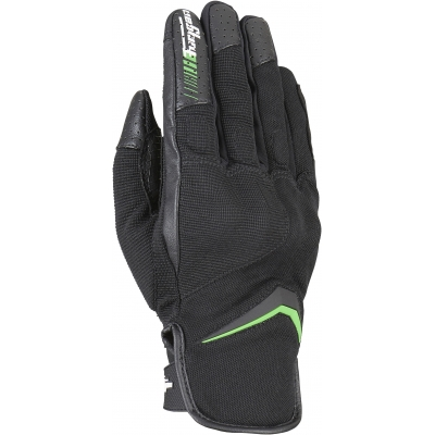 FURYGAN rukavice OKSI D3O black / green