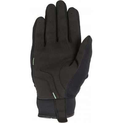 FURYGAN rukavice JET EVO II pánské black/green fluo