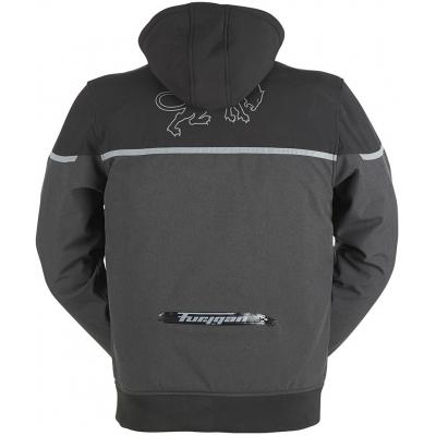 FURYGAN bunda SEKTOR black/charcoal grey