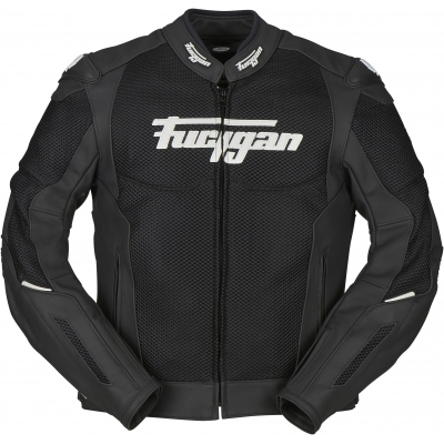 FURYGAN bunda SPEED MESH EVO black/white
