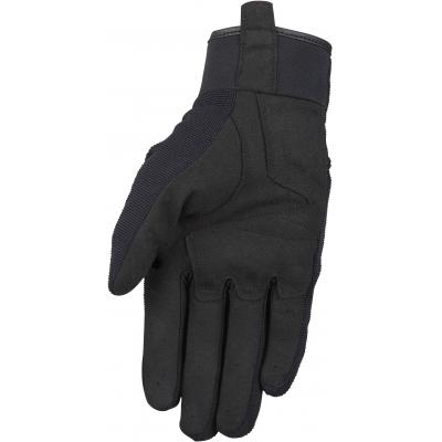 FURYGAN rukavice JET EVO II pánské black/yellow fluo