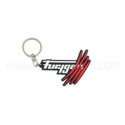 FURYGAN klíčenka CLAW red