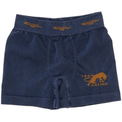 FURYGAN boxerky SEAMLESS CALECON blue / orange