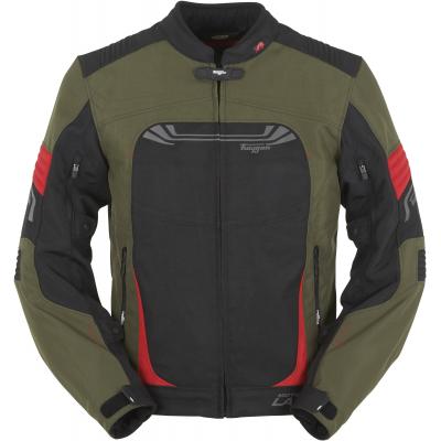FURYGAN bunda DIGITAL pánská khaki/black/red