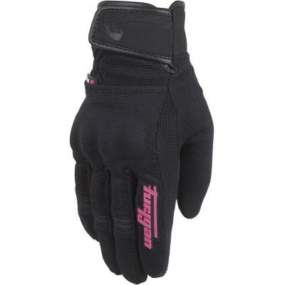 FURYGAN rukavice JET EVO II LADY dámské black/pink
