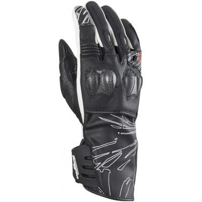 FURYGAN rukavice RG20 dámske black / white