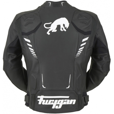 FURYGAN bunda TRACK black/white