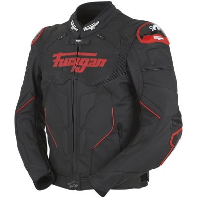 FURYGAN bunda RAPTOR black/red