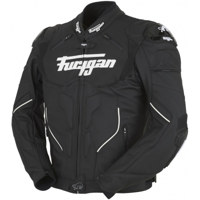 FURYGAN bunda RAPTOR black/white