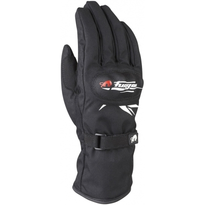 FURYGAN rukavice ORIGAMI LADY black/white