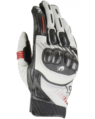 FURYGAN rukavice RG19 black/white