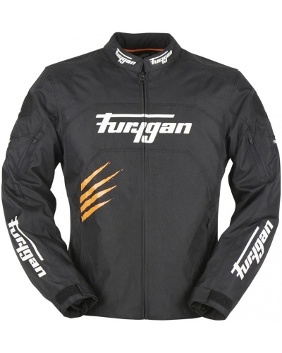 FURYGAN bunda ROCK black/orange
